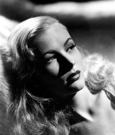 Veronica Lake (Contrastes Humanos/Sullivan's Travels, Preston Sturges, 1941)