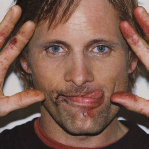 Viggo Mortensen (O Retorno do Rei/The Return of the King, Peter Jackson, 2003)