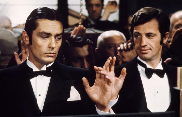 Borsalino -1970 - Jean-Paul Belmondo, Alain Delon
