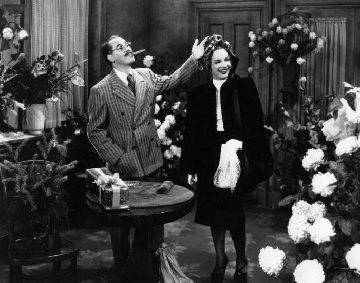 Copacabana - Groucho Marx, Carmen Miranda