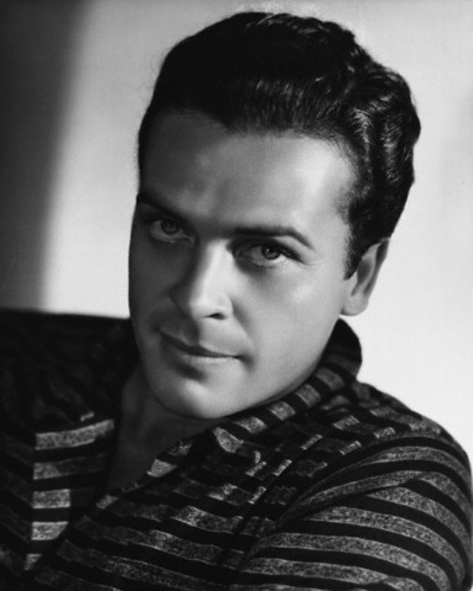 Craig Reynolds by George Hurrell