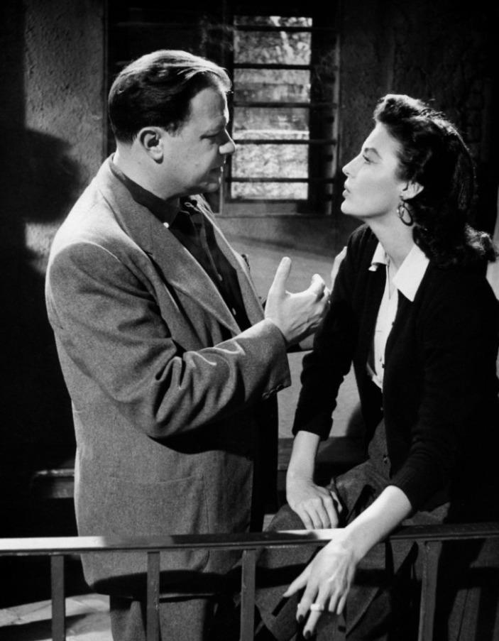 Joseph L. Mankiewicz, Ava Gardner - The Barefoot Contessa (1954)