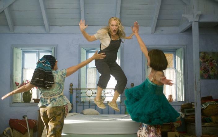 Mamma Mia ! - Meryl Streep, Julie Walters, Christine Baranski