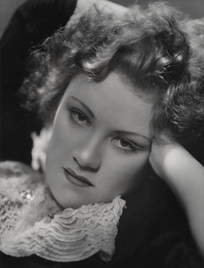 Margaret Perry by George Hurrell