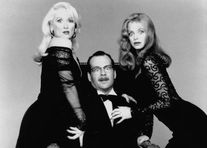 Meryl Streep, Bruce Willis & Goldie Hawn