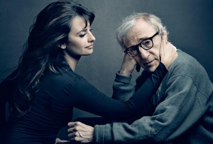 Penélope Cruz & Woody Allen, The Odd Couple