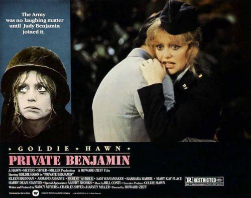 A Recruta Benjamin (Private Benjamin)