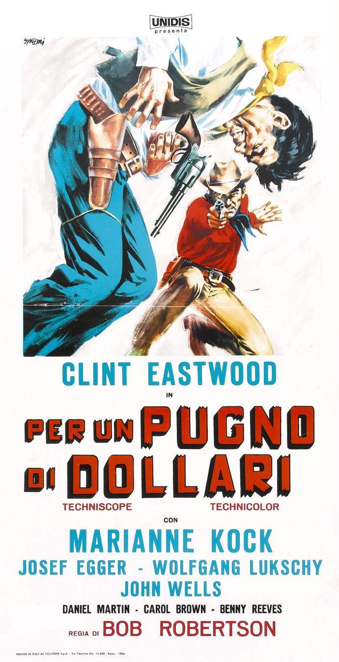 A Fistful of Dollars - Por um Punhado de Dólares
