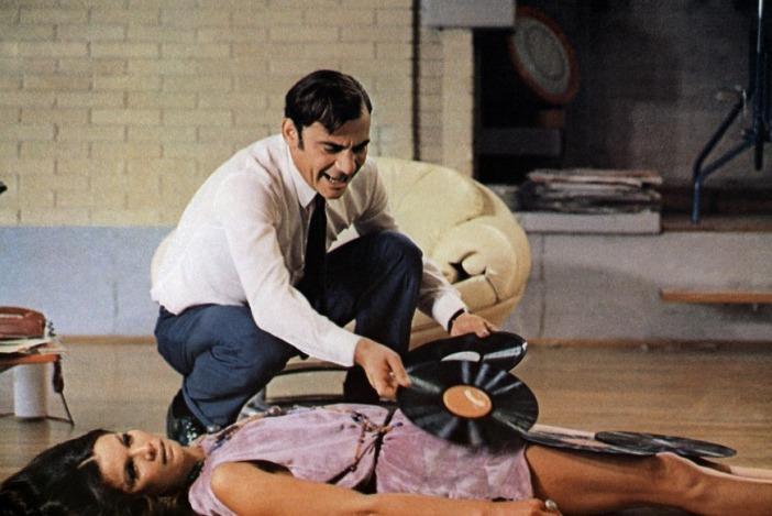 Investigation of a Citizen Above Suspicion (1970) - Gian Maria Volontè, Florinda Bolkan