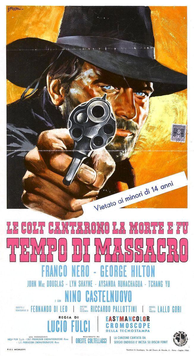 Tempo di massacro (1966)