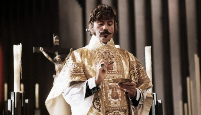 The Devils (1971) - OLIVER REED