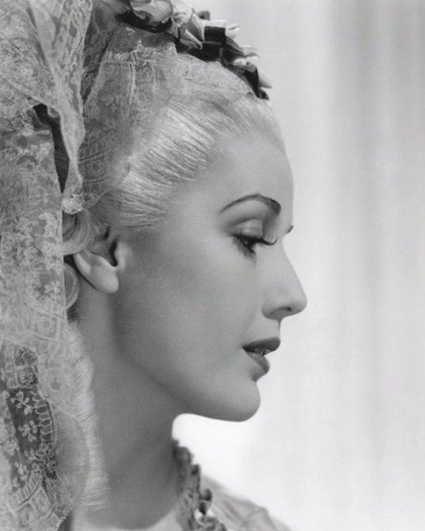 Anita Louise by Laszlo Willinger Marie Antoinette (1938)