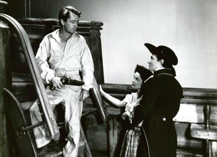 Botany Bay (1953) - ALAN LADD, PATRICIA MEDINA & JAMES MASON