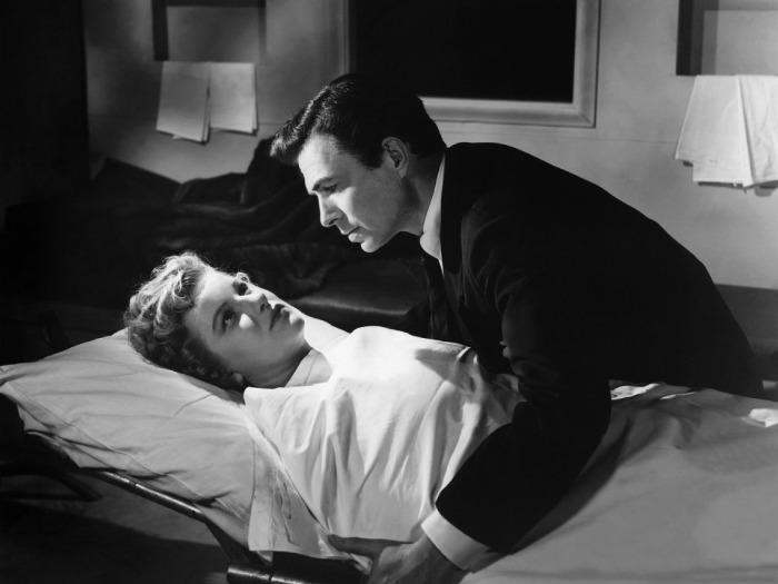 Caught (1949) - Barbara Bel Geddes & James Mason