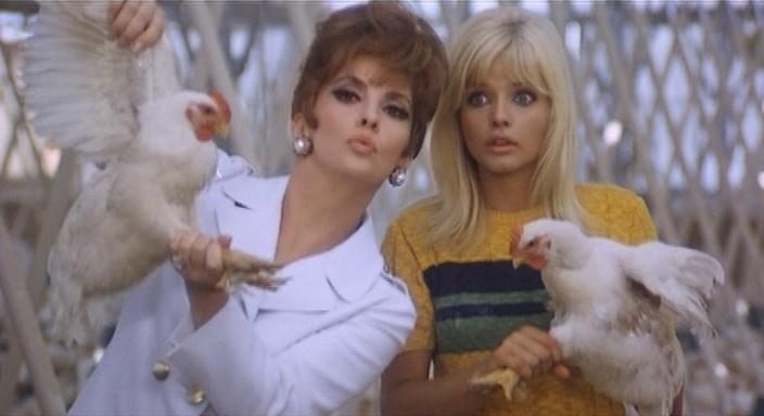 Death Laid an Egg - Gina Lollobrigida & Ewa Aulin