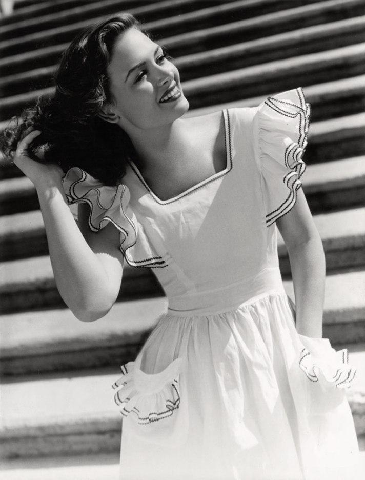 Donna Reed for 'See Here, Private Hargrove'
