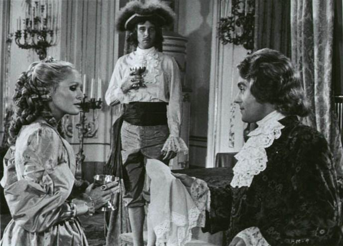 Ian McShane, Ursula Andress & Beau Bridges in 'The 5th Musketeer