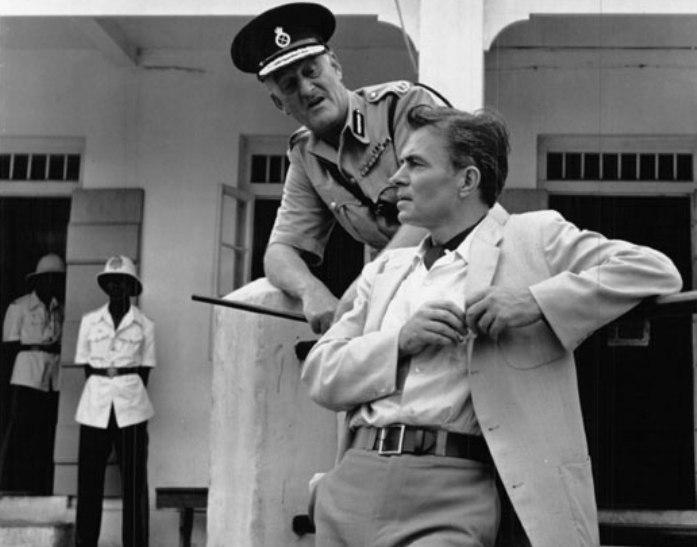 Island in the Sun (1957) - JOHN WILLIAMS & JAMES MASON
