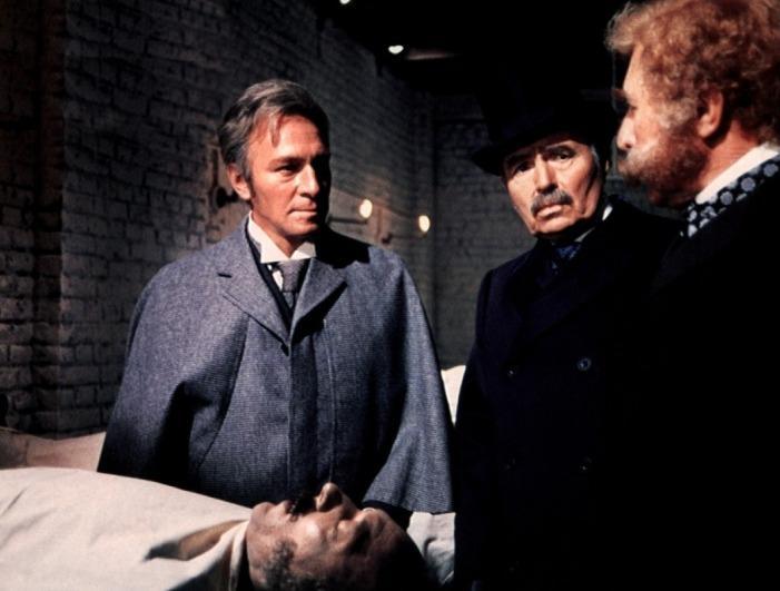 James Mason, Christopher Plummer - Murder by decree