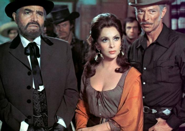 James Mason, Gina Lollobrigida, Lee Van Cleef - Bad Man's River