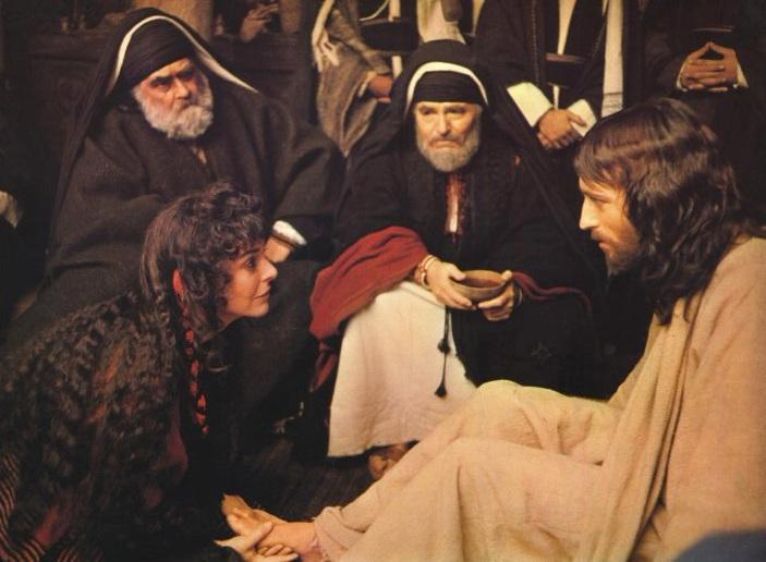 Jesus of Nazareth (1977) ANNE BANCROFT, JAMES MASON & ROBERT POWELL