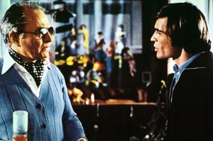 La Città Sconvolta Caccia Spietata Ai Rapitori (1975) - James Mason & Luc Merenda
