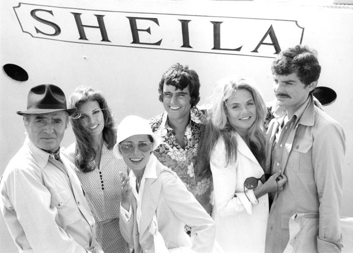 Last of Sheila - James Mason, Rachel Welch, Joan Hackett, Ian McShane, Dyan Cannon & Richard Benjamin