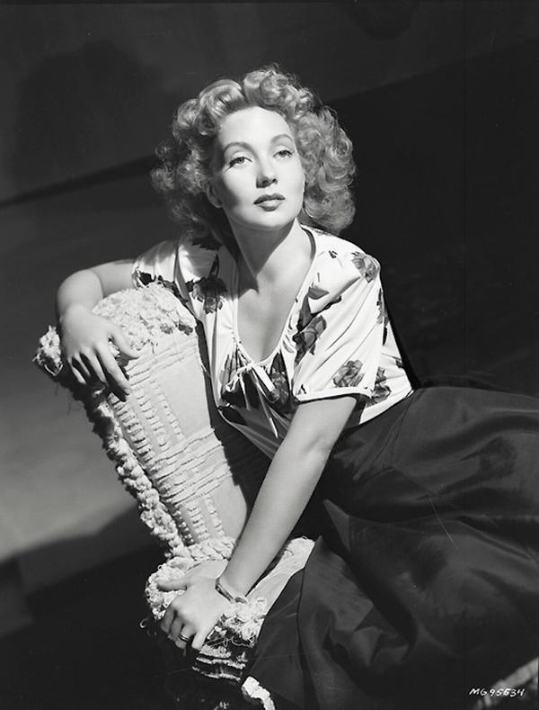 LASZLO WILLINGER,  ANN SOTHERN, 1943