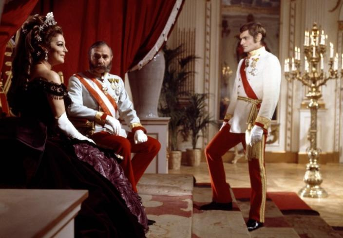 Mayerling - Omar Sharif, James Mason, Ava Gardner