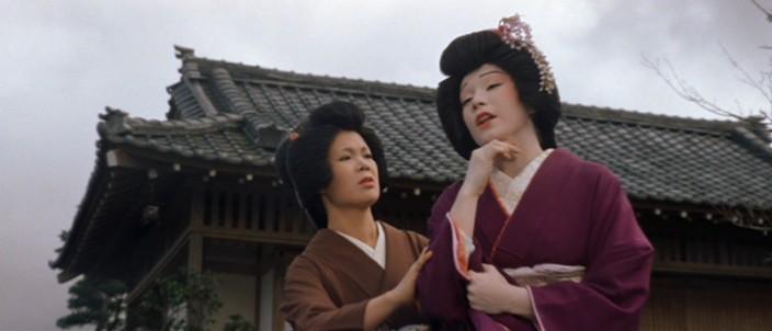 Minha Doce Geisha (My Geisha, Jack Cardiff, 1962)