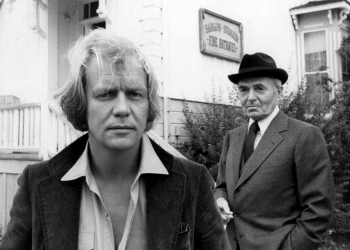 Salem's Lot - David Soul & James Mason