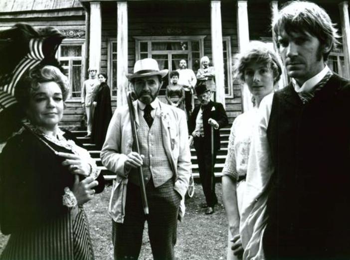 Чайка 1968 смотреть фильм  в хорошем качестве