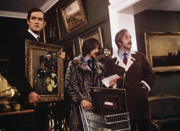 The Magic Christian - JOHN CLEESE, RINGO STARR & PETER SELLERS