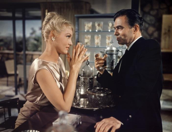 The Marriage-Go-Round (1961) - JULIE NEWMAR & JAMES MASON