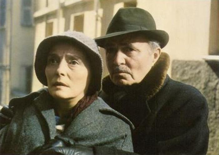 The Passage - Patricia Neal & James Mason