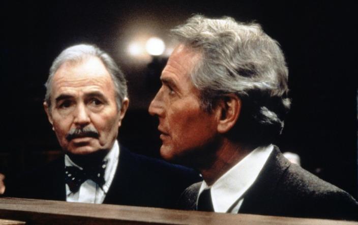 The Verdict - Paul Newman, James Mason