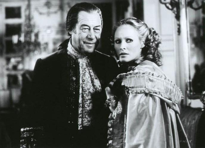 URSULA ANDRESS - REX HARRISON