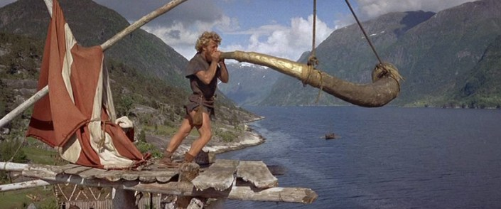 Os Vikings (The Vikings, Richard Fleischer, 1958)