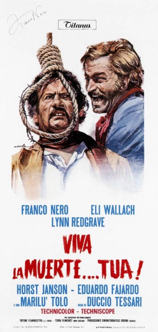 Viva la muerte... tua! (1971)