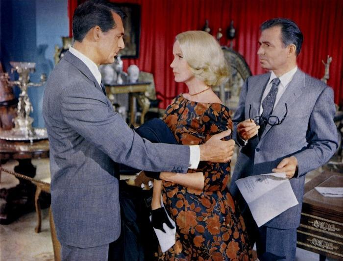 North by Northwest (1959) Cary Grant, James Mason, Eva Marie Saint