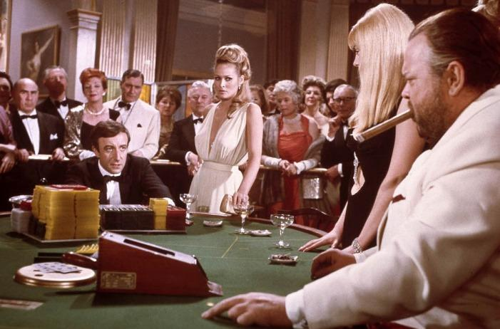 Casino Royale - PETER SELLERS, URSULA ANDRESS & ORSON WELLES