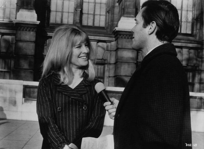 Darling - Julie Christie & Dirk Bogarde