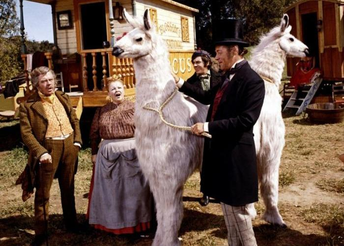 Dolittle - Muriel Landers, Anthony Newley, Rex Harrison, Richard Attenborough