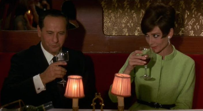 How to Steal a Million - Eli Wallach & Audrey Hepburn