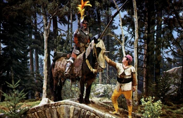 The Wonderful World of the Brothers Grimm (1962)  - Buddy Hackett