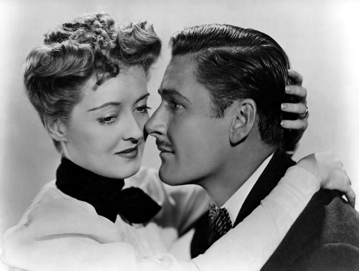 Bette Davis & Errol Flynn (The Sisters)