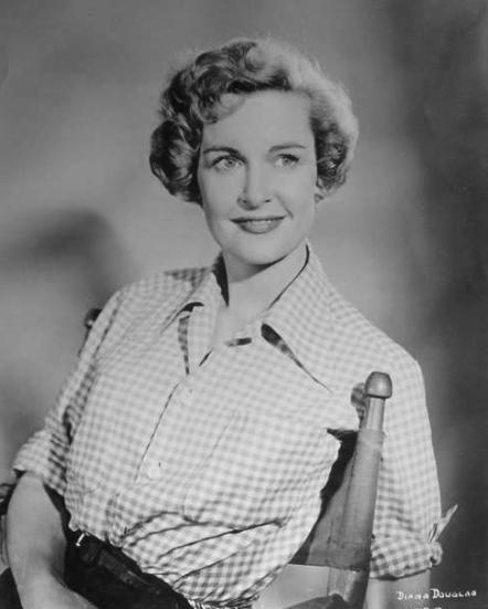 Diana Douglas (Keeper of the Flame)