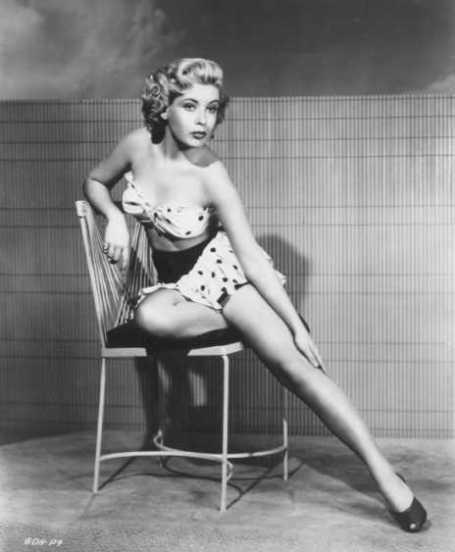 Gloria DeHaven (Susan and God / Two-Faced Woman)
