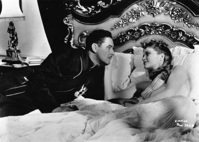 King's Rhapsody (1955) Errol Flynn & Patrice Wymore