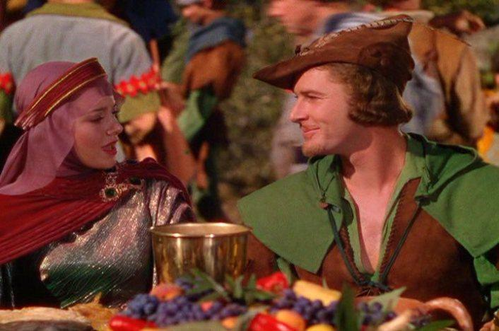 Olivia de Havilland Errol Flynn (The Adventures of Robin Hood)